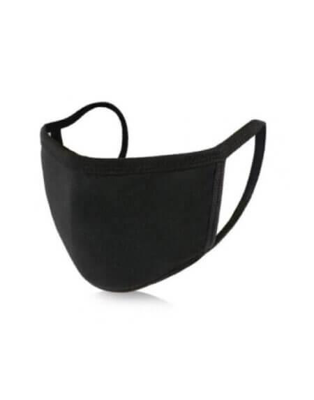 Μάσκες Βαμβακερές Μαύρες | Hygiene Spot