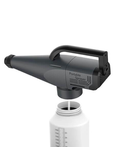 Φορητός Ψεκαστήρας με Ατμό | Hygiene Spot